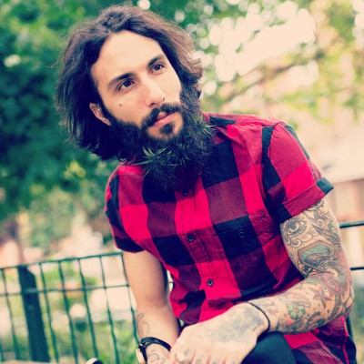 Air to hair – the hipster trend coming to a beard near you