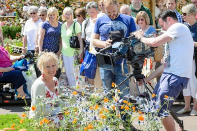 A social visit to BBC Gardeners' World Live