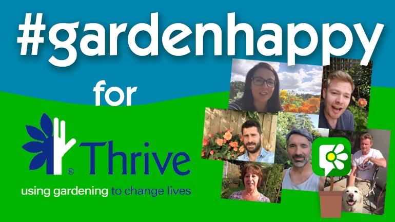 The #GardenHappy Challenge!