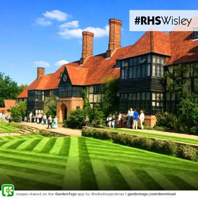 RHS Wisley GardenTags meet: the highlights!
