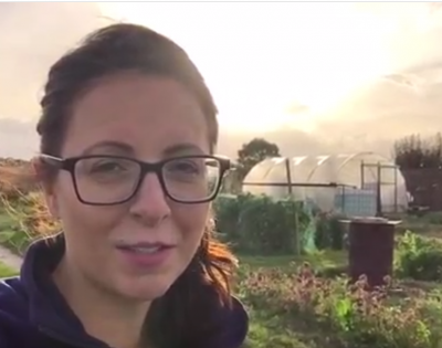 Video – How to prepare your allotment and kitchen garden for winter