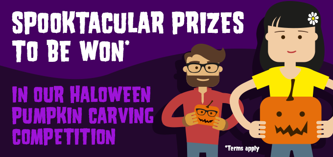 Competition Time – A GardenTags Spooktacular!