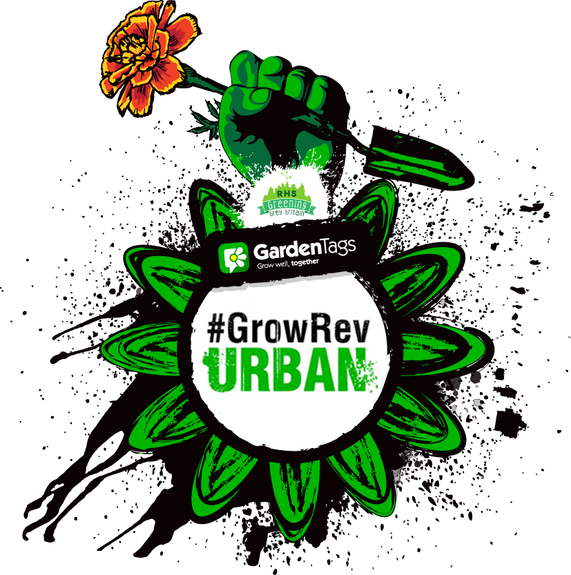 #GrowRevUrban: The Urban Gardening Revolution