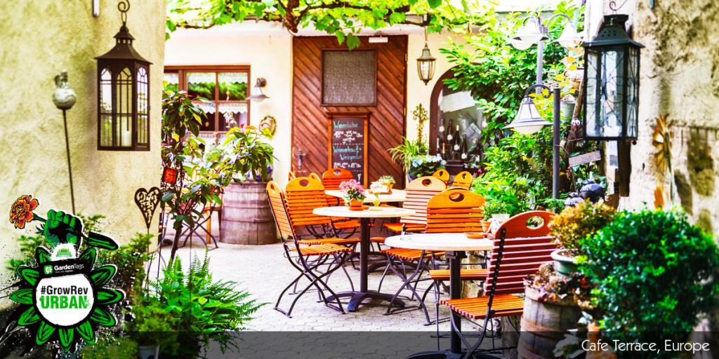 GrowRev - URBAN - The Urban Gardening Revolution - Ellen Mary - City Gardening - Growing our Cities Green