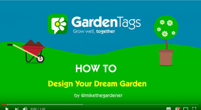 Introducing How to Design the Dream Garden Series