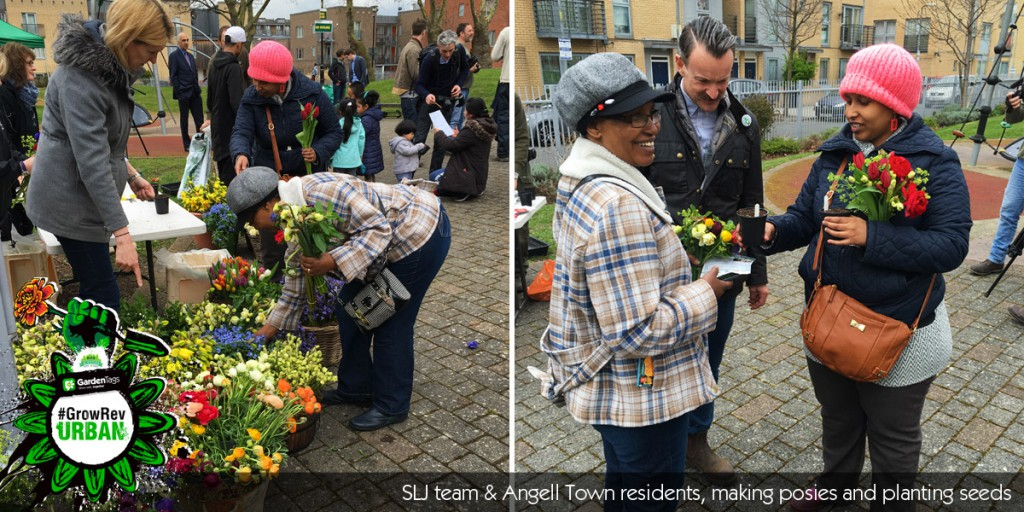 GrowRev - URBAN. The Urban Gardening Revolution. Simon Lycett - Anyone can help in Greening Grey Britain!