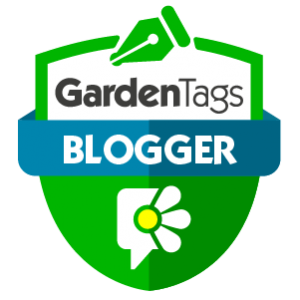 GardenTags Guest Blogger Badge
