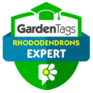 GardenTags expert grower badge
