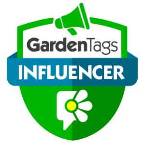 GardenTags influencer badge