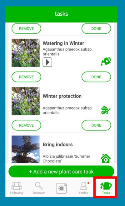 GardenTags Premium – Getting Started Guide