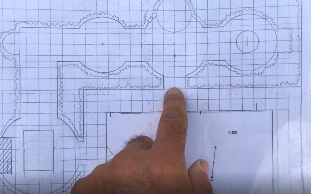 Designing a new garden – Episode 3