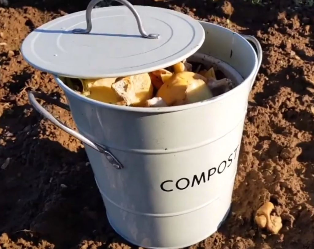 What is trench composting and how to do it